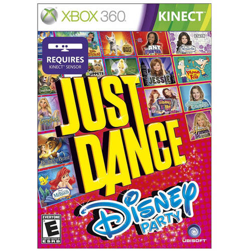 Just Dance Disney Party (Xbox 360) - Pre-Owned