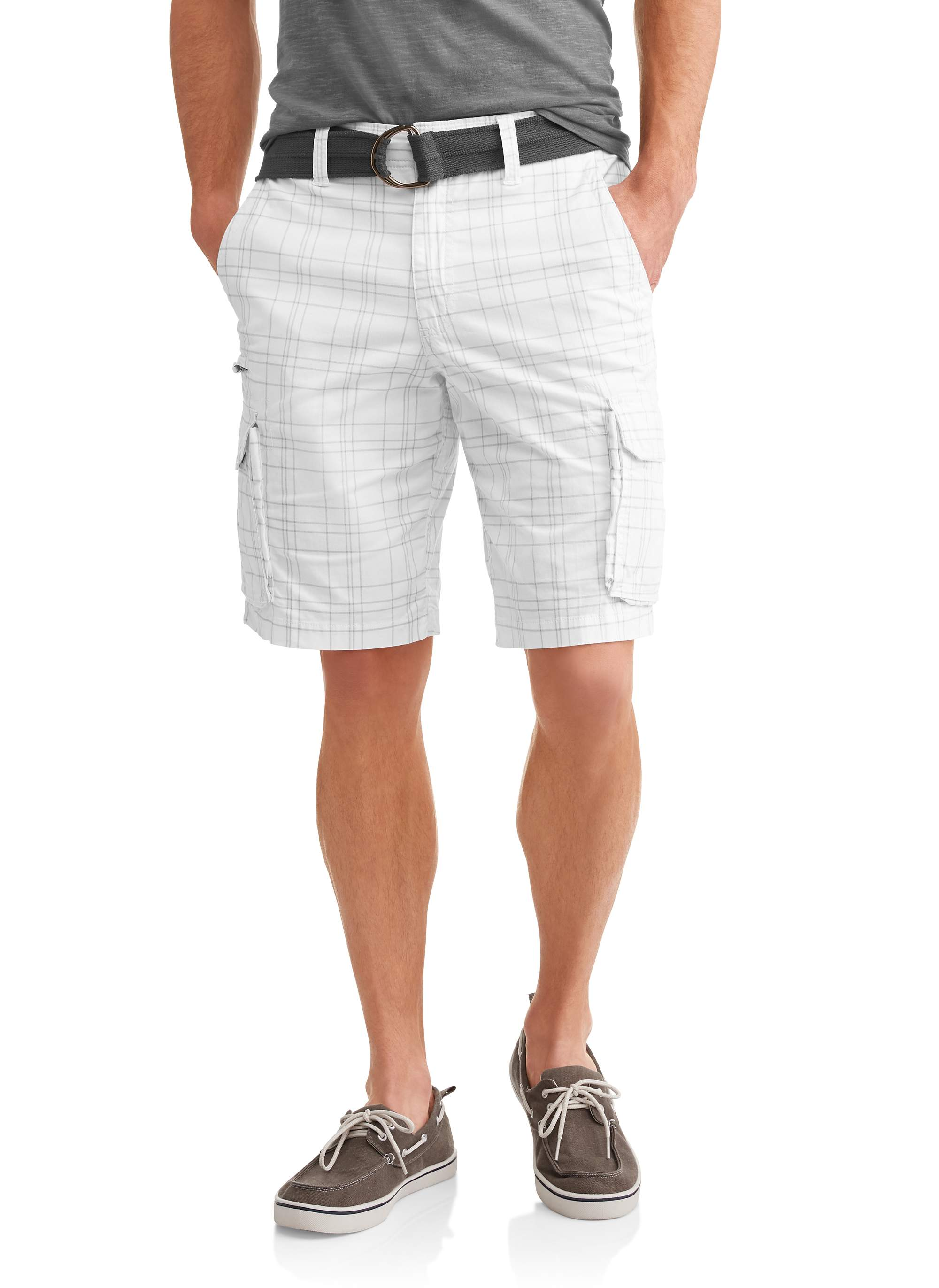 Short Stack Pattern Art Men er Beach Boardshorts