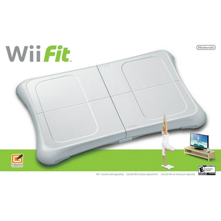 NINTENDO Wii Fit Plus and Balance Board (White) - Certified (Wii Fit Balance Board)