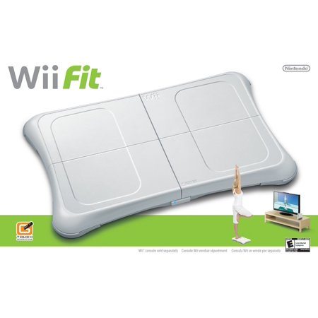 NINTENDO Wii Fit Plus and Balance Board (White) - Certified