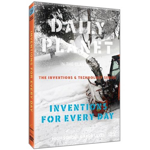 Daily Planet: Inventions For Every Day