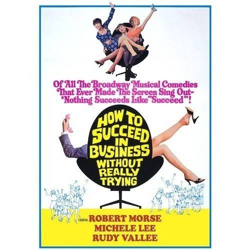 How to Succeed in Business Without Really Trying by Kino International