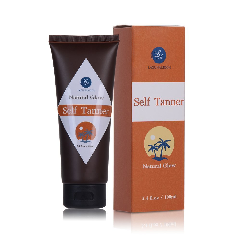 Self Tanner,Self-Tanning Lotion Organic Tanner Long Lasting Sunless Tanner for All Skin Tones