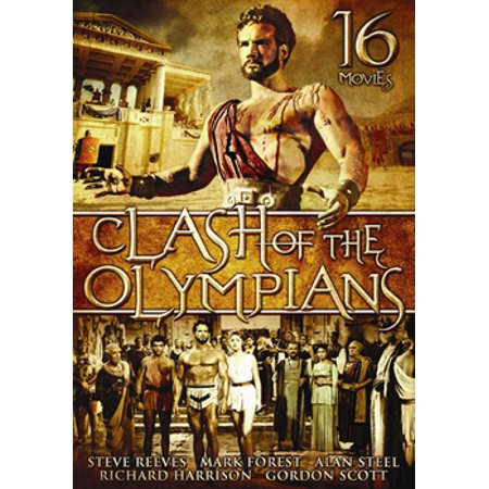 Clash of the Olympians (DVD)