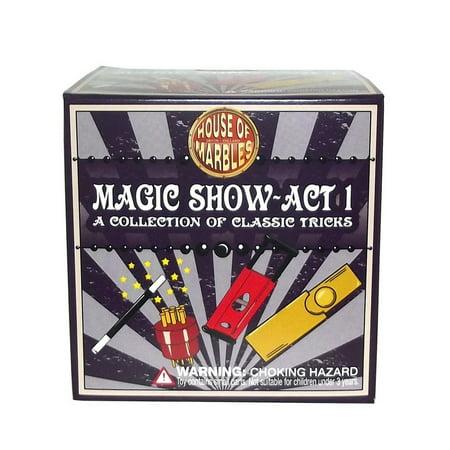 House of Marbles Magic Show Act 1 Magic Trick Box (Magic Box Phone)