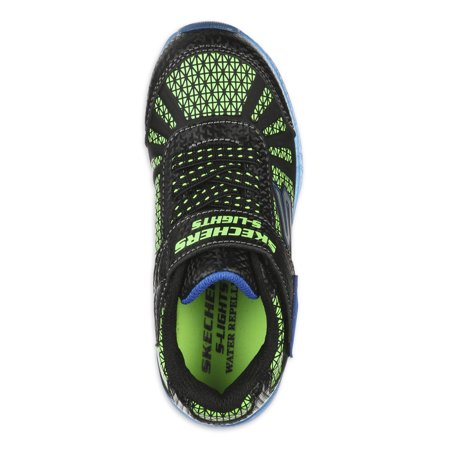 Skechers Boys Illumi Brites Lighted Athletic Sneakers (Toddler Boy)