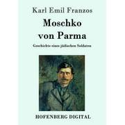 Moschko von Parma - eBook