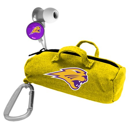 Northern Iowa Panthers Scorch Earbuds With Bud Bag