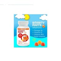 SmartyPants Kids Complete Multi-Vitamin, 180 Gummies