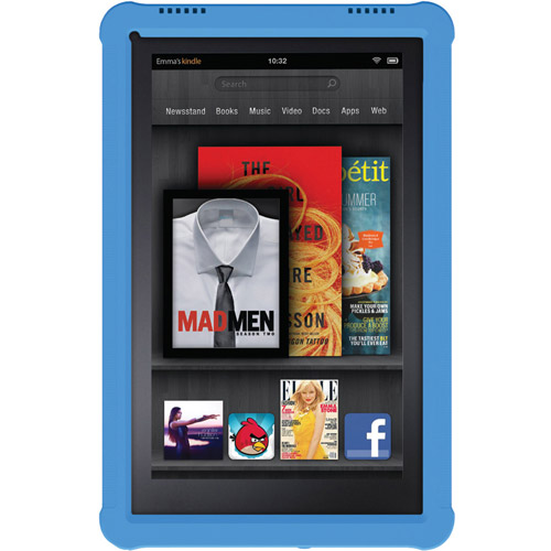 Trident Perseus Case for Kindle Fire, Blue