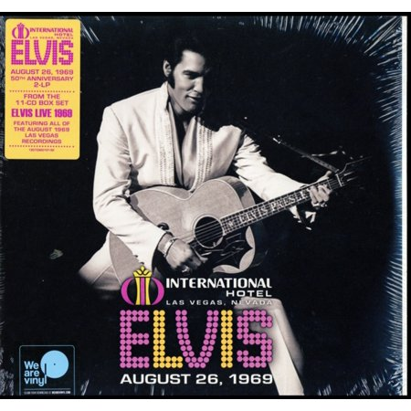 Live At The International Hotel, Las Vegas NV - August 26, 1969 (Hotel Deals In Las Vegas May 2015)