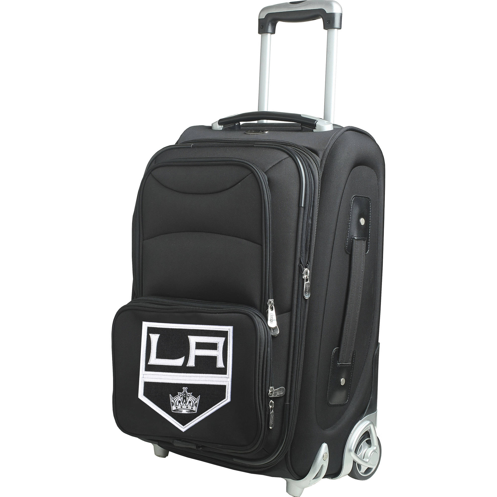 "Denco NHL 21"" Carry-On, Los Angeles Kings by Mojo Licensing"