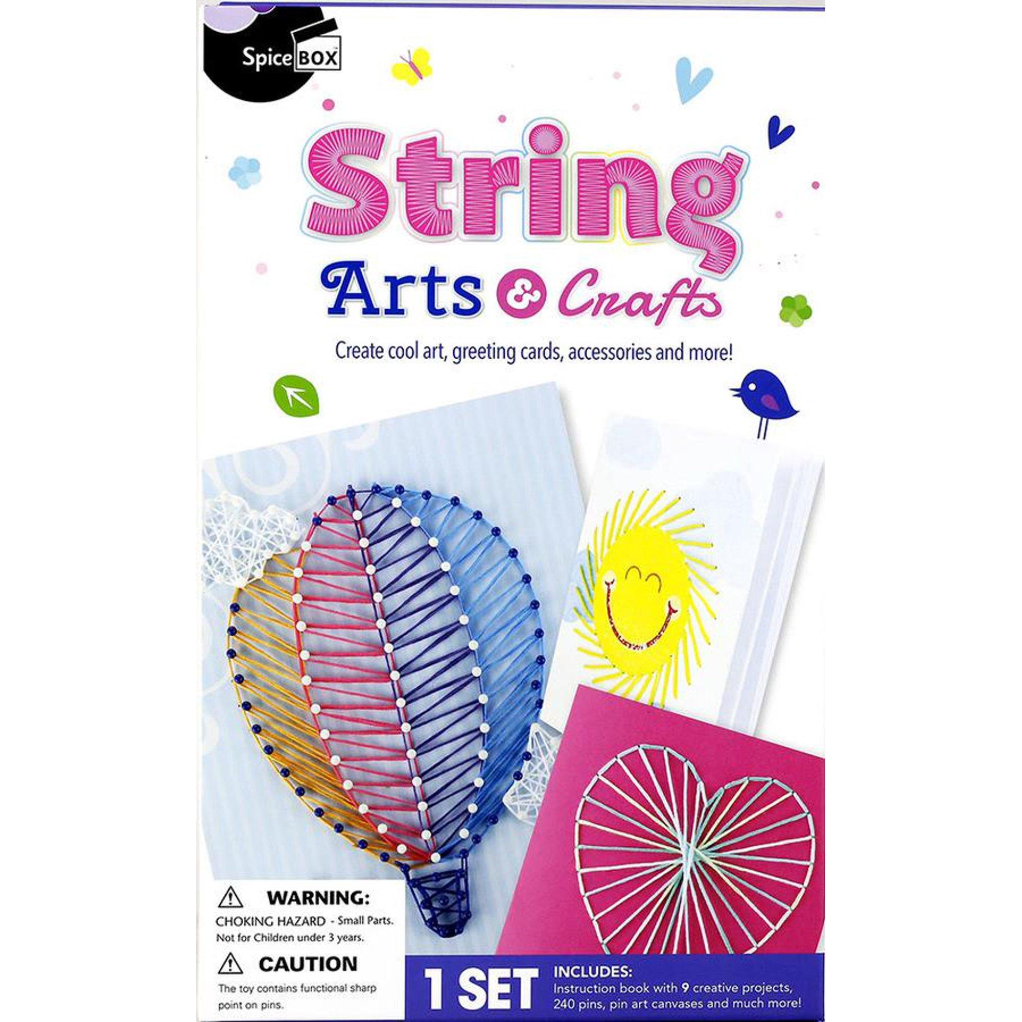 Spice Box   10   String Arts & Crafts   Walmart Canada