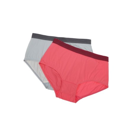 Comfort Choice Plus Size 2-pack Sport Waistband Full-cut