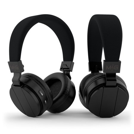 Rock_N_Grv Wireless Stereo Headphones. Best on Ear Headset for Gaming, Workout, IPad, TV, Computer and Gadgets. Easily