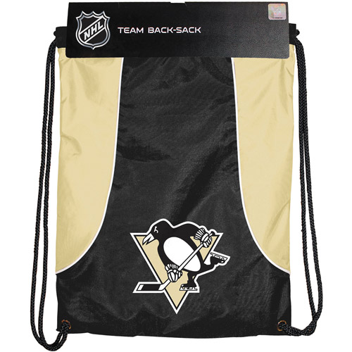 NHL - Axis Backsack - Pittsburgh Penguins - Black