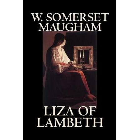 Liza of Lambeth by W. Somerset Maugham, Fiction, Literary, Classics,