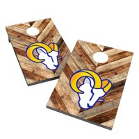Los Angeles Rams 2' x 3' Cornhole Board Tailgate Toss Game