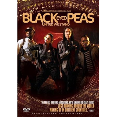 Black Eyed Peas: United We Stand (DVD) (The Best Black Eyed Peas)