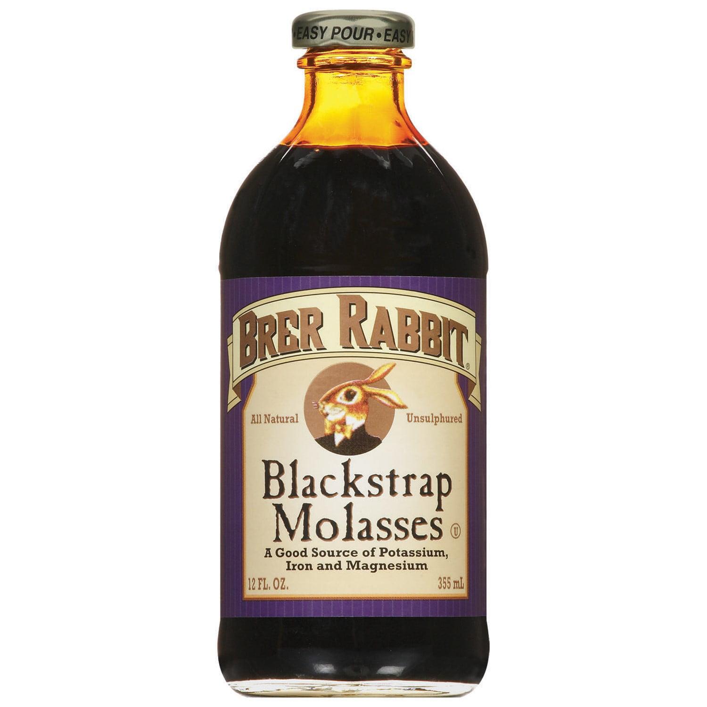 Brer Rabbit Molasses, Blackstrap, 12 Oz