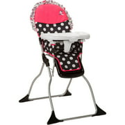 Disney Baby Simple Fold Plus High Chair, Minnie Mouse Coral Flowers