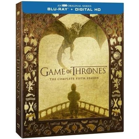 Game Of Thrones  The Complete Fifth Season  Blu Ray