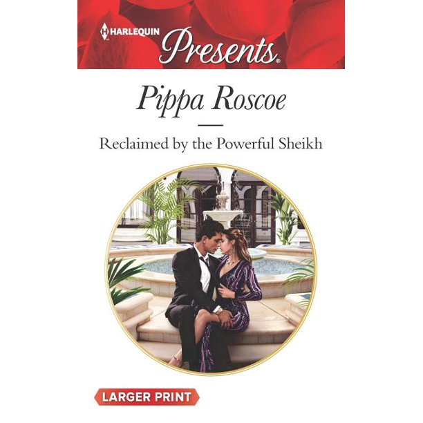 Winners' Circle: Reclaimed by the Powerful Sheikh (Paperback)(Large Print)
