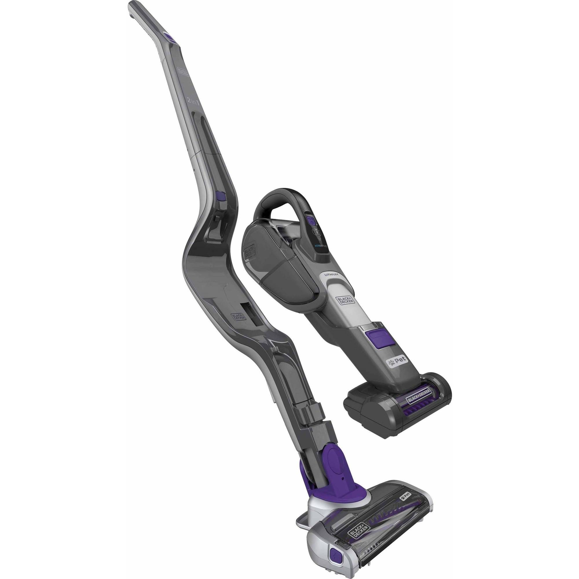 Black+Decker Hsvj520 Jmpa07 Pet 2 In 1 Cordless Lithium Stick Vacuum With Smartech by Black+Decker