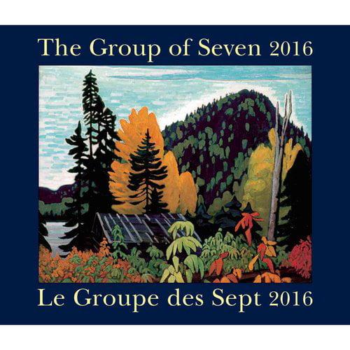 The Group of Seven / Le Groupe Des Sept 2016 Calendar