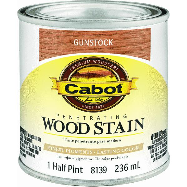 Cabot Oil-Based Wood Interior Stain