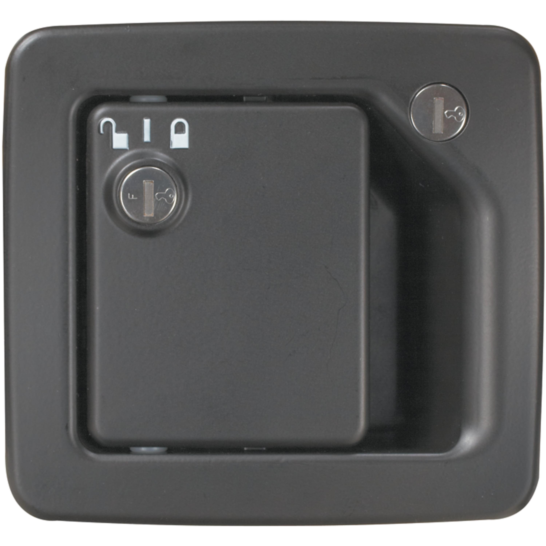 Rv Designer T507 Black Mh Rv Entrance Door Handle Hardware