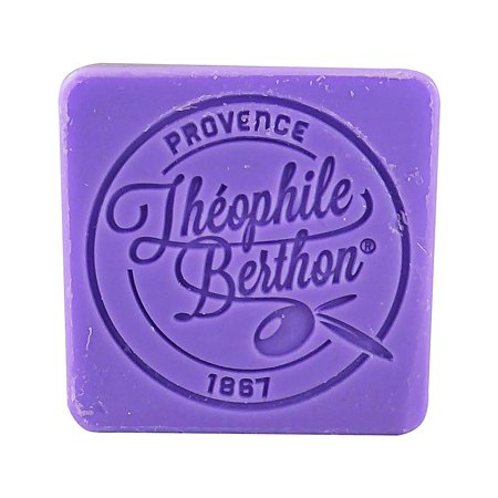 Theophile Berthon Scented Marseille Bar Soap with Shea Butter Lavender 50g 1.76oz