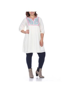 192f49fd4a2 Product Image Women s Plus Size Marcella Embroidered Dress