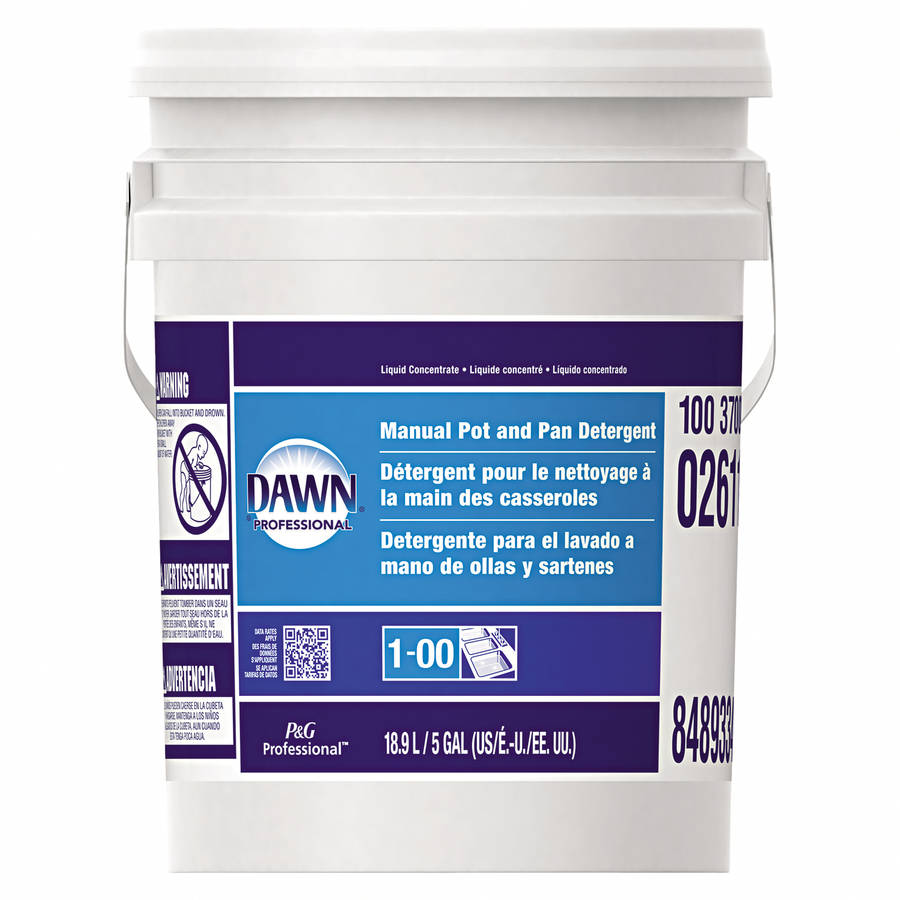 Dawn Professional Original Scent Manual Pot & Pan Dish Detergent, 5 gal