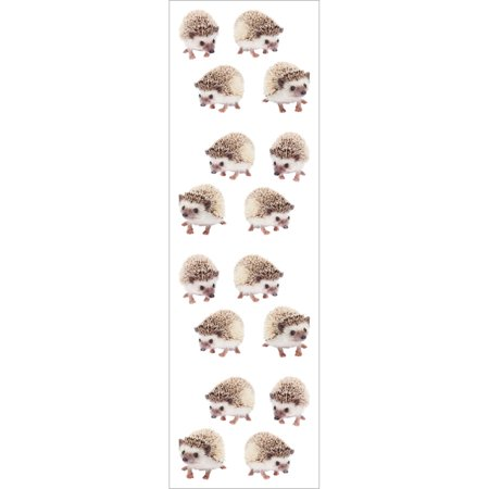 Mrs. Grossman's Stickers-Hedgehogs - image 1 of 1