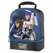 Thermos Star Wars Clone Soft Lunch Box Insulated 2 Comp Lunch Bag Lunchbox