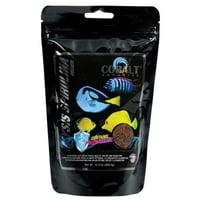 Cobalt Aquatics Mysis Spirulina Pellets Premium Fish Food - 10 oz