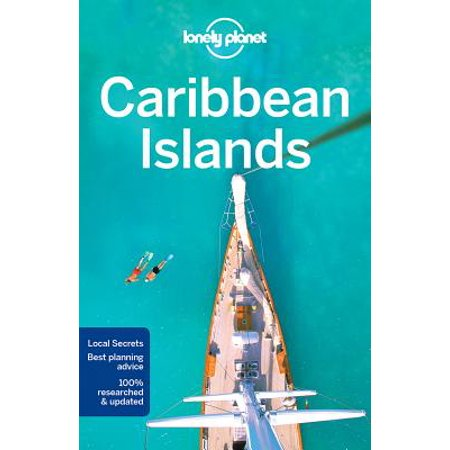Lonely planet caribbean islands - paperback: