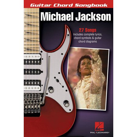 Michael Jackson - Guitar Chord Songbook for $<!---->