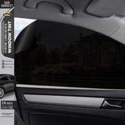 Gila® Extreme Limo Black? 2.5% VLT Automotive Window Tint DIY Glare Control UV Blocking 24in x 78in (2ft x 6.5ft)