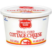 Meadow Gold Small Curd Cottage Cheese, 16 oz