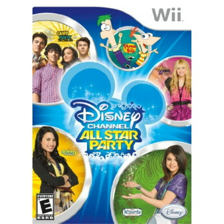 Disney Channel All Star Party (Wii) - Party All Star