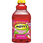 Mott's Strawberry Boom Fruit Drink, 64 Fl. Oz.