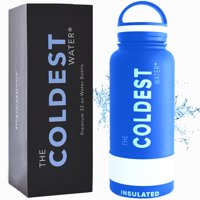 64d4765c88 Product Image The Coldest Water Bottle Wide Mouth 32 oz Vacuum Insulated  Stainless Steel Hydro Travel Mug -