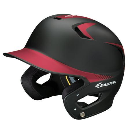 Easton Stealth Catchers Helmet - Easton Z5 Grip Two Tone Senior Batting Helmet