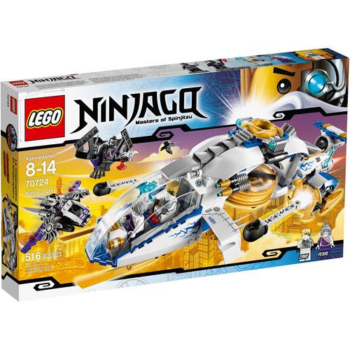 Lego Ninjago NinjaCopter Play Set