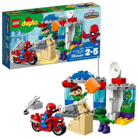 LEGO DUPLO Super Heroes Spider-Man & Hulk Adventures 10876 - Supper Hero