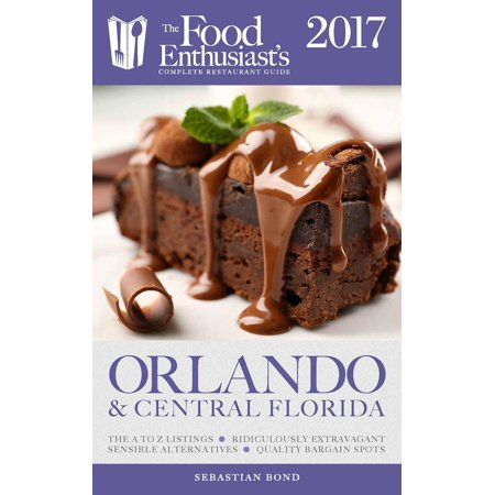 Orlando & Central Florida - 2017 - eBook - Halloween Central London 2017
