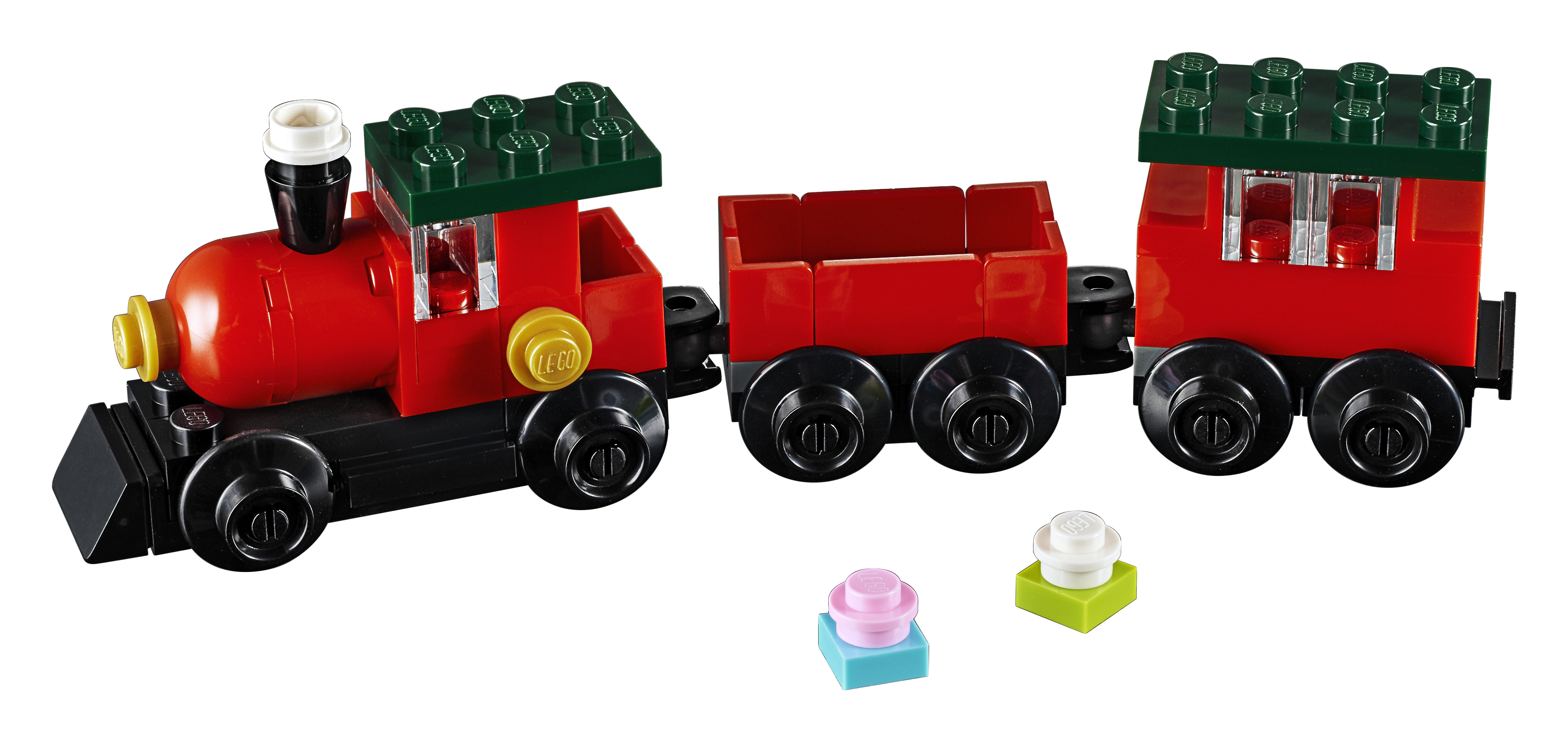 LEGO Creator Holiday Train 30543 Polybag (66 Pieces)