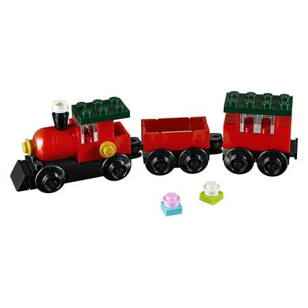 Lego Christmas Train.Lego Creator Holiday Train 30543 Polybag 66 Pieces
